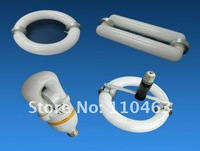 80W Round/ Ring Shape electrodeless discharge lamp 2700K/5000K/6500K equaled to 150~250W HID lamp 100,000hs 5years'