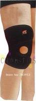 Защитные Наколенники, Налокотники High quality open buttress knee supporter kneepad kneecap