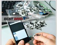 Гибкий кабель для мобильных телефонов 100% tested well Replacement for iPhone 4 4G Home Button Flex Cable