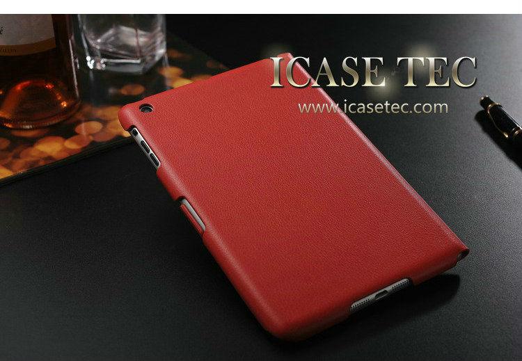 unique fashion pu flip case for ipad mini