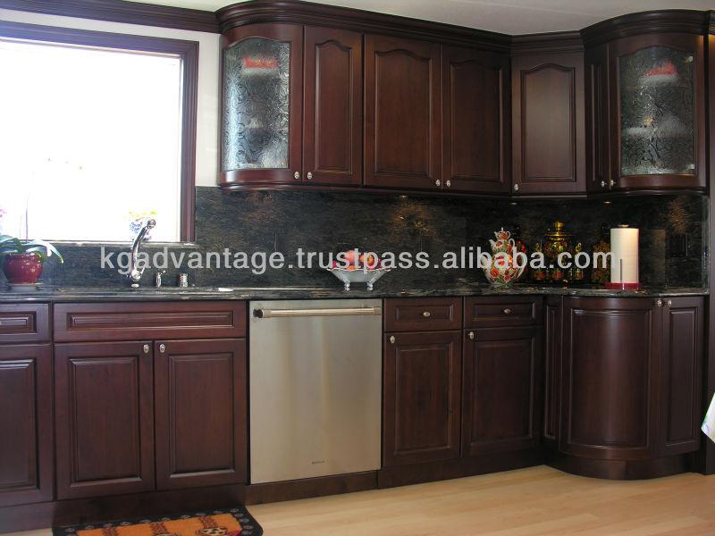 Gabinetes de madera related keywords gabinetes de madera for Modelos de gabinetes de cocina