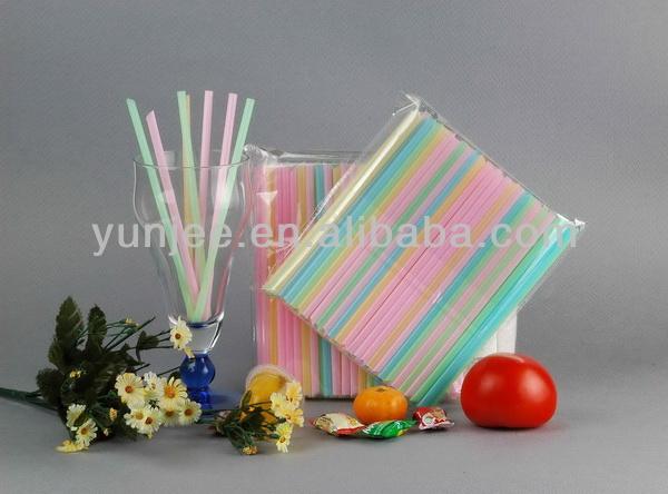 plastic straws@#23