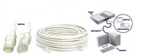 50m RJ45 Ethernet Network Patch Cable, Free Shipping