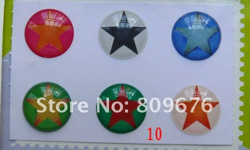 50set/lot  home button sticker  for apple iphone  ipad ipod touch  (1set = 6pcs) free shipping by DHL UPS