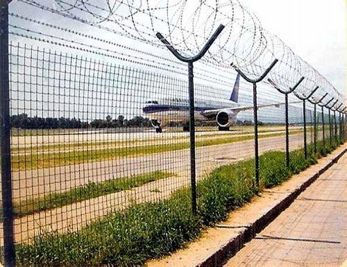 Hot Sale !! PVC coated metal fence panels