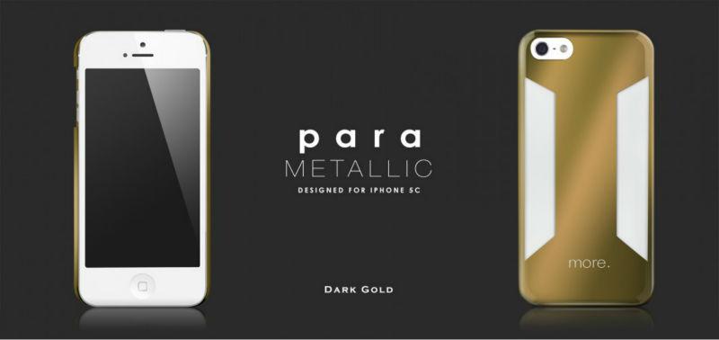 Para Metallic for Apple iPhone 5C Cases / Cover