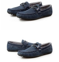 Мужские мокасины new Men Shoes Flat Genuine Leather Loafers Sneakers Driving Shoes Moccasins Slip On Men footwear