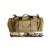 Сумка Military SWAT Molle Utility Hunting Shoulder Waist Pouch Bag Tan