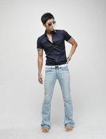 Мужская повседневная рубашка New Men's shirt, short sleeve shirt, two Color:white, navy, Size:M-XXL