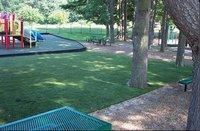 Искусственные газоны и покрытие для спорт площадок Fenghe FH-002