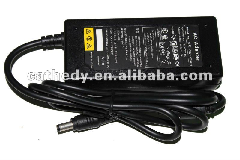 Adapter 220V 12V 5A AC Adapter For LCD Monitor Factory Supply
