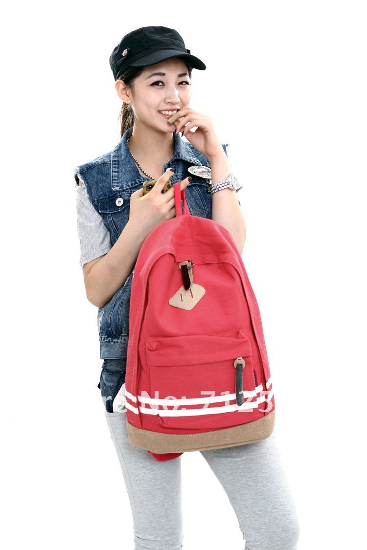 School bag for girl - Occasion School Hang Out Travel Shopping Party
