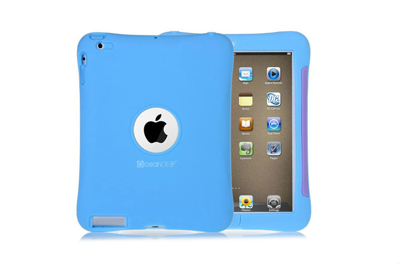 "Good quality silicone phone case for iphone samsung/others 7"" tablet cover for ipad"