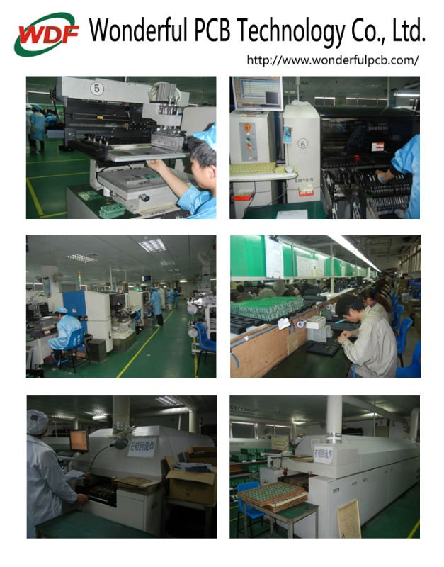 Electronic pcba manufacturer and pcb manufacture