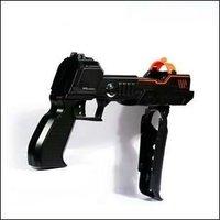Аксессуары для PS3 s+Precision Shot Pistol Gun for Playstation 3 PS3 Move, 2 hands pistol