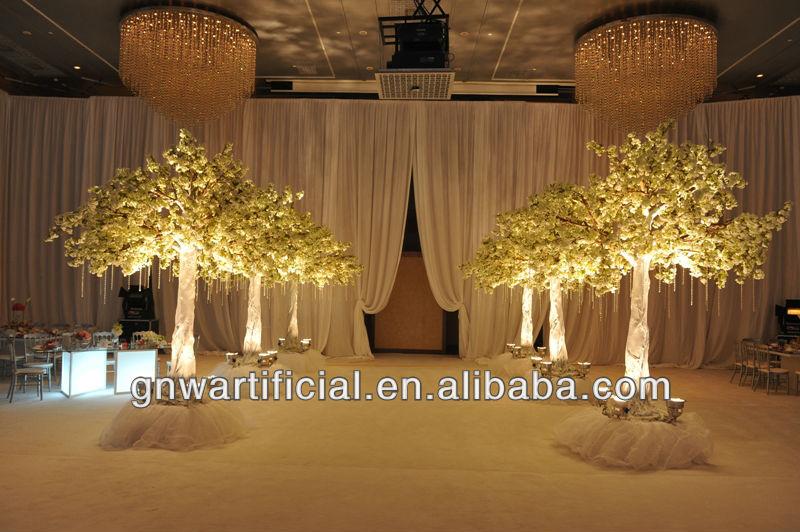 Gnw bls025 13 pieds de soie cherry blossom int rieure - Simulation decoration interieure ...