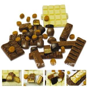 Шоколад формовочные завод ( двойной головкой )
