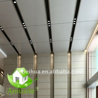 Pvc Laminated Gypsum Board/false Ceiling - Buy Pvc Laminated ...