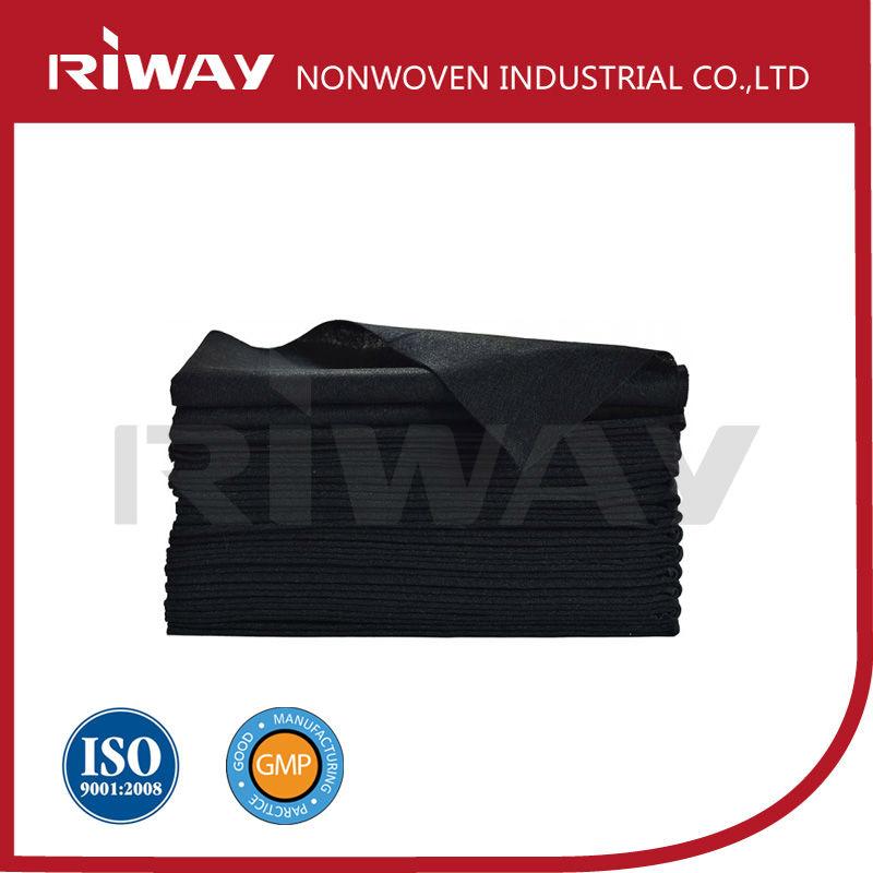 Black Disposable Salon Towel.jpg