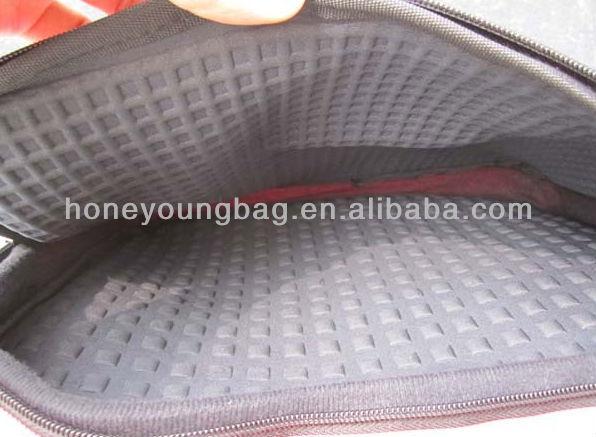 Fashion nylon neoprene laptop trolley bag
