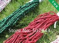 гамак Portable Meshy Nylon Rope Sleep Rest Bed Camp Hammock OS674
