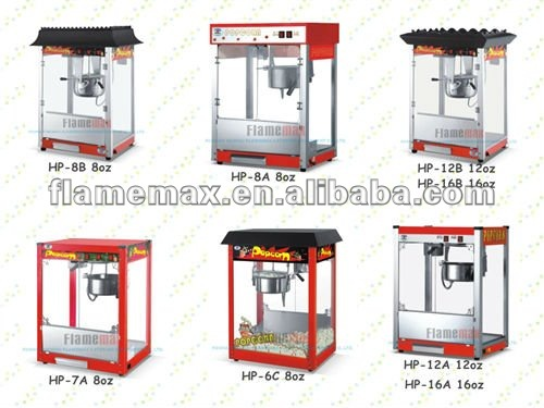 CE-popcorn machine