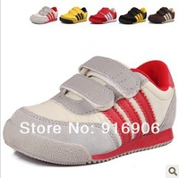 Specials children's shoes spring and autumn Genuine leather sports shoes,Boys and girls casual sports shoes size 24-36 w908
