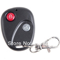 1pc Free Shipping Motorcycle Scooter Security Alarm Vibration Sensor with Remote Control Keychain