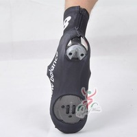 CAS Team Black 2012 Cycling Shoe Covers M-XL Free Shipping ##019