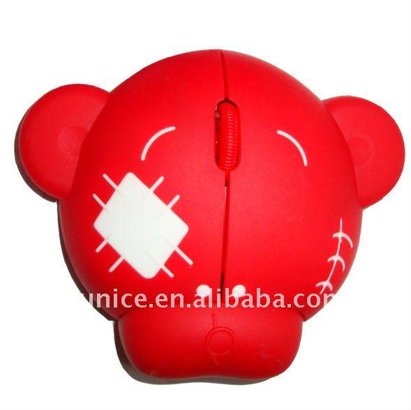 Patent right new arrival 3D panda shaped optical mini mouse(SH-02 ...