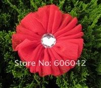 12pcs/lot 8 см сетки цветы, розетка цветы, цветы юбка Петти, много цветов
