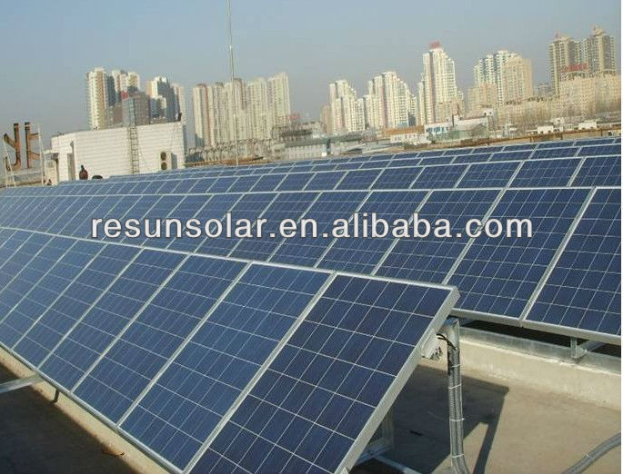 poly price per watt solar panels 300W