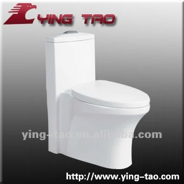 bathroom siphonic one piece water closet sanitary ware toilet
