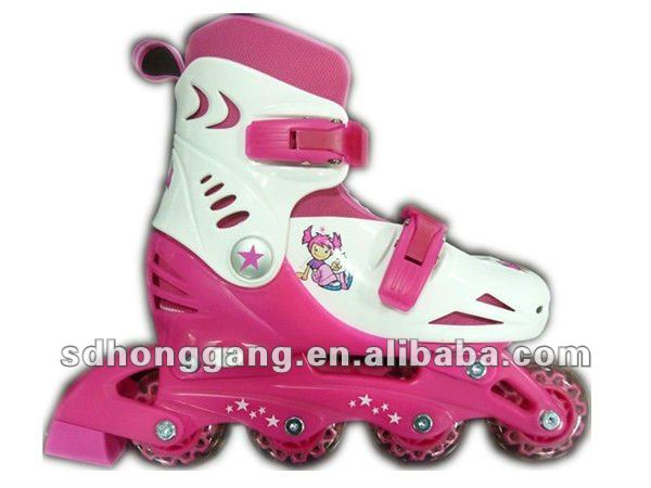 109C new Casual kids Inline roller skates for sales
