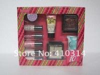 BEST MAKEUP SETS the BIG 10 perfect Set / makeup kit FREE SHIPPING + gift love888