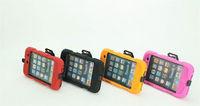 Чехол для для мобильных телефонов Survivor Stylish 3-piece Hard Shock Proof Case Cover for ipod touch 4/5, the silicone material, three layers of protection