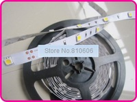Светодиодная лента 12v 5M smd 5050 warm white non-waterproof flexible led strip lights 150leds/reel