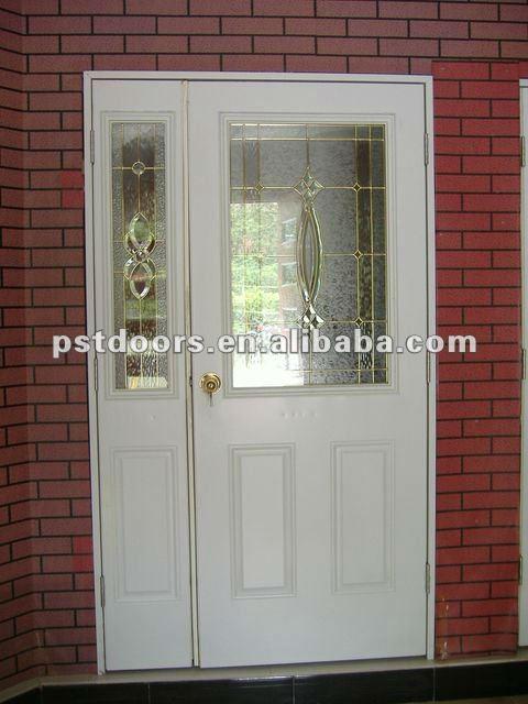 Steel Exterior Door Glass Inserts