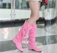 Женские ботинки The Lastest Tassel Boot, Lady Boot Ladies Fashionable winter Boots