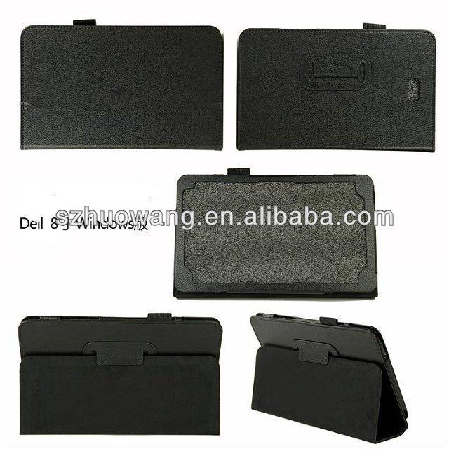 alibaba China leather case for dell venue 8