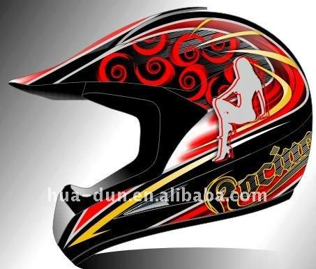 motorcross off road helmet dirt bike helmet