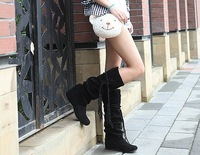 Женские ботинки The Lastest Tassel Boot, Lady Boot Ladies Fashionable winter Boots