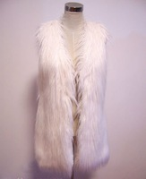 Free shipping2012new arrival HighQuality Fashion New Design Lady's Fur Vest  best selling Luxurious noble fur vest  tailor-made