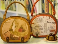 Сумка через плечо 2013 Casual Bags, handbag, Clutch, Satchel, Fashiion, HB008
