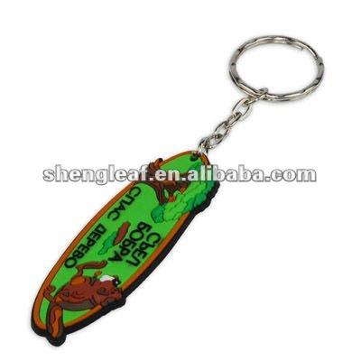 2014 Hot Sale nylon strap key chain
