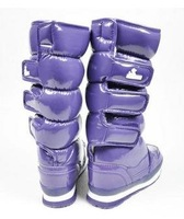 Женские ботинки RUBBER DUCK snow boots sports snow boots! Hot sale