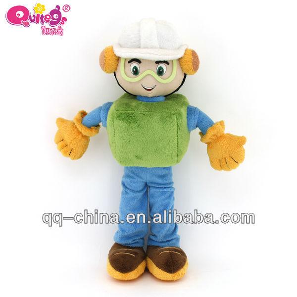 Robot Boy Toy Robot Plush Toy Robot Boy Toys