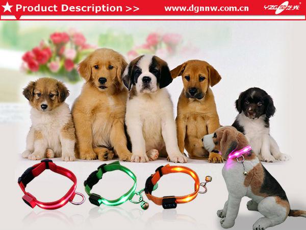 light up attractive dog shock collar