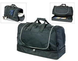 Duffel leisure bag