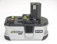 Аксессуары для электроинструмента 3 Pack Ryobi 18V 2.4Ah Lithium Battery P104 ONE+ for power tool powerful A